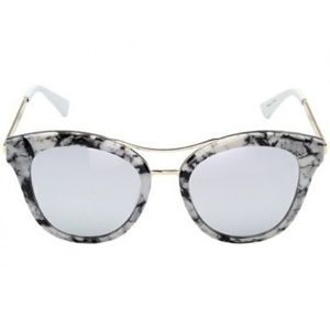 GUESS - Marble mirrored lense sunglasses